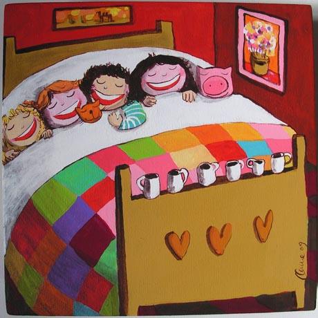 0007 - Bambini a letto