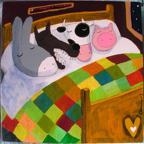 0008 - Amici a letto